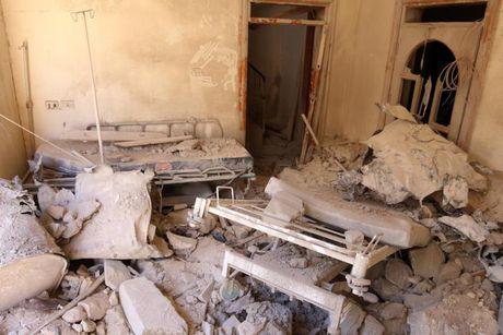 My – Nga ngung dam phan hoa binh tai Syria - Anh 1