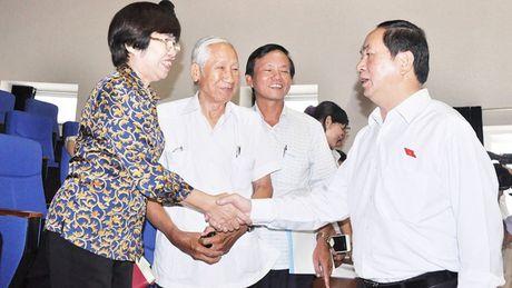 Chu tich nuoc: Se kien quyet lam sang to vu viec ong Trinh Xuan Thanh - Anh 1