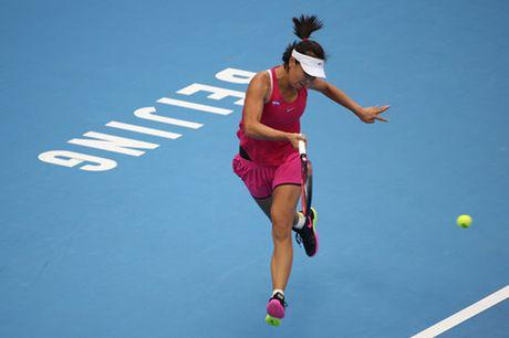 Venus Williams de thua tay vot hang 223 the gioi o vong 2 giai Trung Quoc mo rong - Anh 2