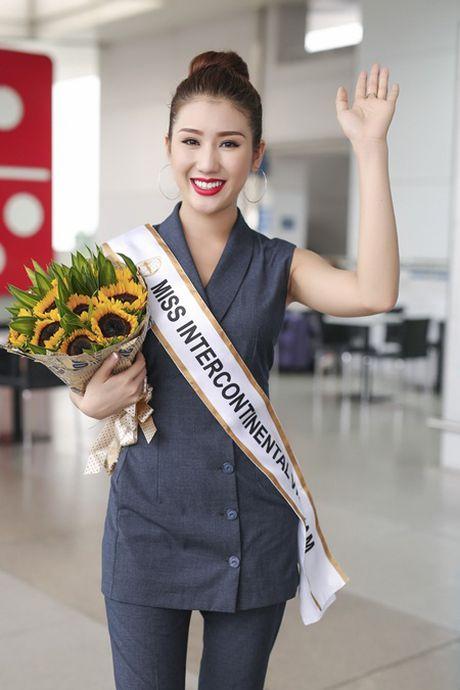 Bao Nhu lang le len duong tham du Miss Intercontinental 2016 - Anh 5