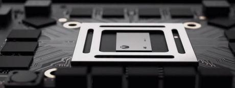 Microsoft: Xbox Scorpio la may choi game cao cap, nhung gia se khong qua cao - Anh 1