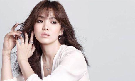 "Song Hye Kyo duoc ton vinh ""Nu than chau A"" - Anh 1"