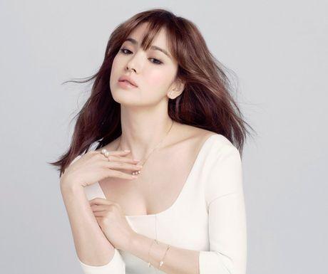 "Song Hye Kyo duoc ton vinh ""Nu than chau A"" - Anh 2"