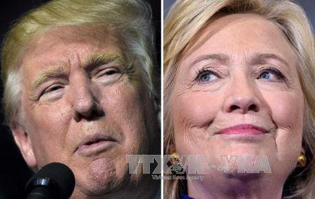 """Ong Trump va ba Clinton """"keo co"""" tai Florida, Ohio va Arizona - Anh 1"""