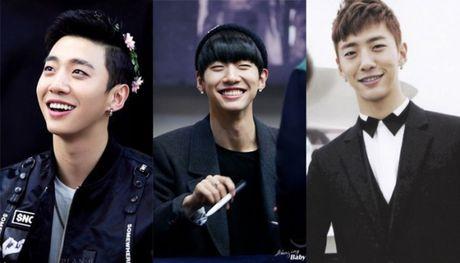 8 idol nam Kpop hut fan ram ram nho chiec co dep - Anh 4