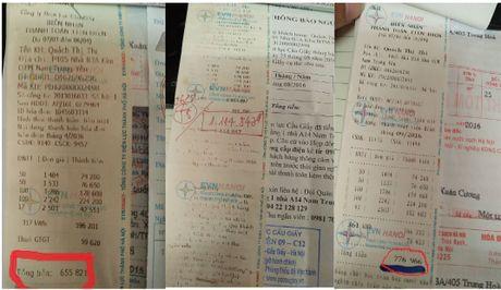 Dan chung cu B3A Nam Trung Yen 'soc' vi tien dien tang bat ngo - Anh 1