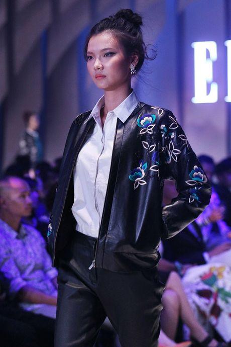6 xu huong thoi trang len ngoi tu san runway Elle Fashion Journey 2016 - Anh 12