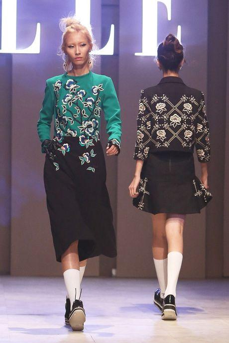 6 xu huong thoi trang len ngoi tu san runway Elle Fashion Journey 2016 - Anh 14