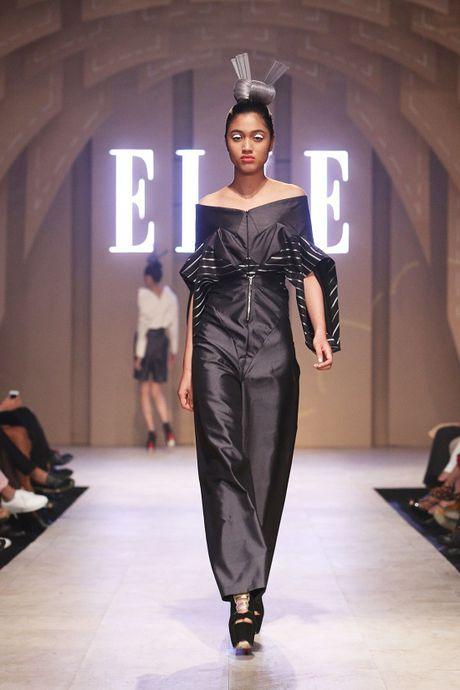 6 xu huong thoi trang len ngoi tu san runway Elle Fashion Journey 2016 - Anh 2