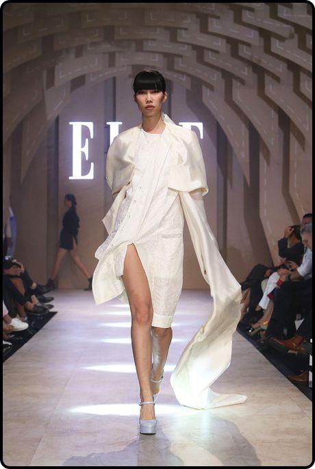 6 xu huong thoi trang len ngoi tu san runway Elle Fashion Journey 2016 - Anh 4