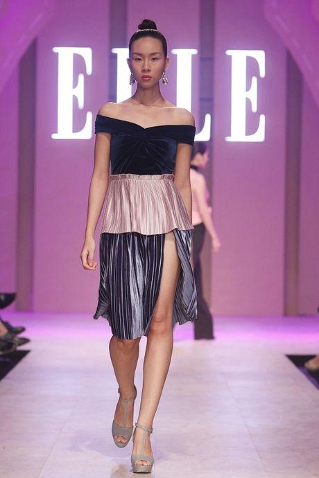 6 xu huong thoi trang len ngoi tu san runway Elle Fashion Journey 2016 - Anh 7
