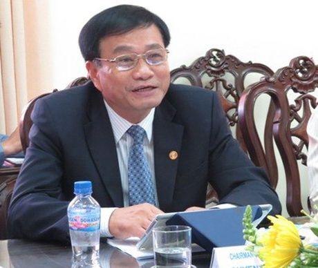 Chan dung ong Nguyen Van Duong, Chu tich UBND tinh Dong Thap - Anh 1