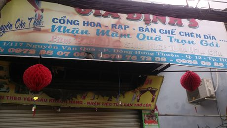 Chay cua hang cho thue rap cuoi, ca gia dinh 3 nguoi tu vong - Anh 5
