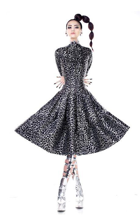 Hanh trinh den ngoi quan quan Next Top Model 2016 cua Ngoc Chau - Anh 15