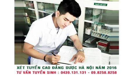 Truong Cao dang Y Duoc chay dua chat luong de hut thi sinh? - Anh 1