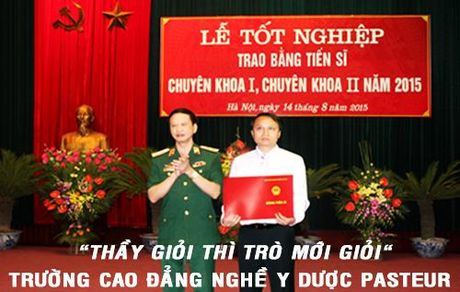 Truong Cao dang Y Duoc chay dua chat luong de hut thi sinh? - Anh 2