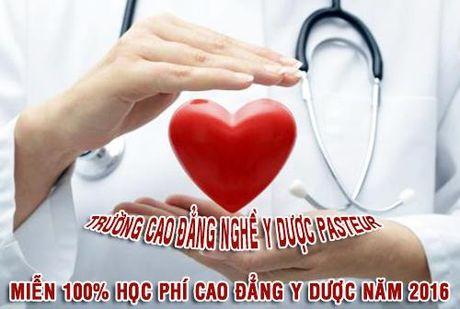 Truong Cao dang Y Duoc chay dua chat luong de hut thi sinh? - Anh 3