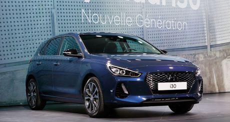 Hyundai i30 2017: 'Nhan sac' man ma hon - Anh 2