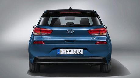 Hyundai i30 2017: 'Nhan sac' man ma hon - Anh 3