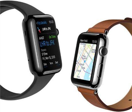 Apple Watch kho ban do thieu cac tinh nang hap dan - Anh 1