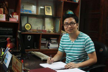 Nguyen Dinh Tu khong ngan ngai dua nhung van de cua nguoi lon vao trong sach thieu nhi - Anh 1