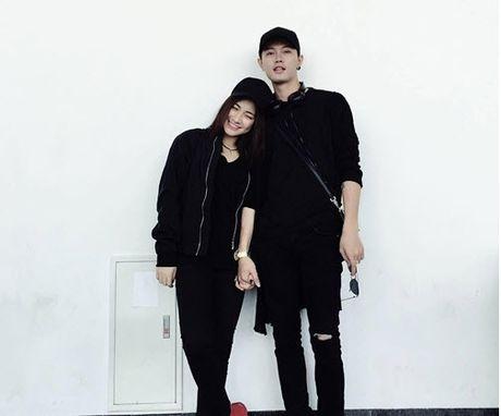 Chia tay Cong Phuong, Hoa Minzy thoai mai hon fan nu - Anh 2