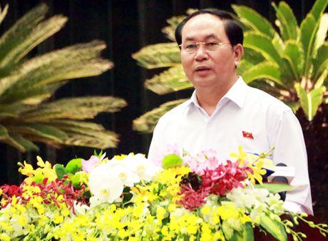 Chu tich nuoc: 'Toi pham tham nhung tron dau cung khong thoat' - Anh 1
