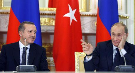 Ong Putin sap co cuoc gap voi Tong thong Erdogan - Anh 1