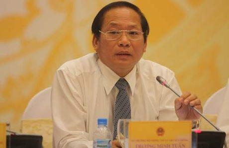 Bo truong Truong Minh Tuan neu ly do dinh ban bao Petrotimes - Anh 1