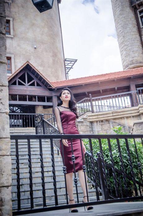 Trai nghiem ve dep Ba Na Hills voi A hau Thanh Tu - Anh 4