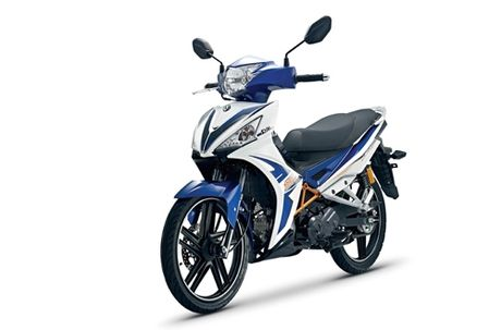SYM sap ra mat StarX 125 EFI tai Viet Nam - Anh 2