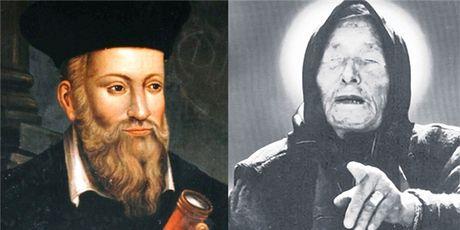 Vanga va Nostradamus da tien doan nhung gi cho nam 2017? - Anh 1