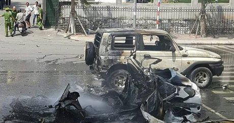 Vu no xe tai Quang Ninh: Phat hien thu tuyet menh trong nha nan nhan - Anh 1