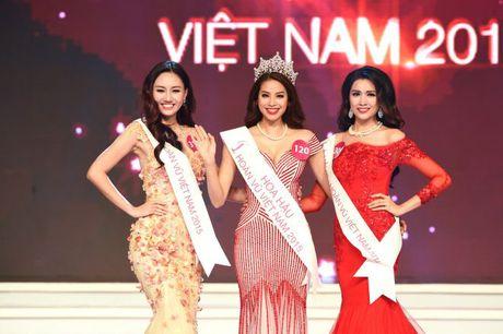 Mot nam sau dang quang, ba nguoi dep 'Hoa hau hoan vu Viet Nam' gio ra sao? - Anh 1