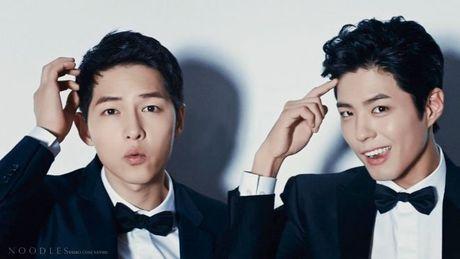 Park Bo Gum - Song Joong Ki: Doi ban than 'sang nhat nam' tren man anh chau A - Anh 18