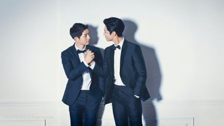Park Bo Gum - Song Joong Ki: Doi ban than 'sang nhat nam' tren man anh chau A - Anh 3