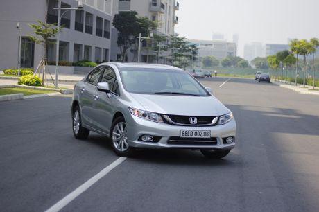 Honda Civic - Thay doi hay cho chet? - Anh 1