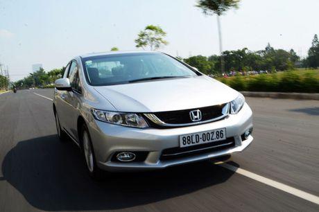 Honda Civic - Thay doi hay cho chet? - Anh 2