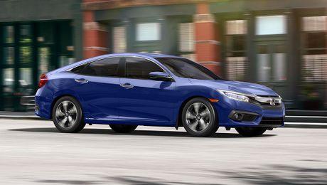 Honda Civic - Thay doi hay cho chet? - Anh 3