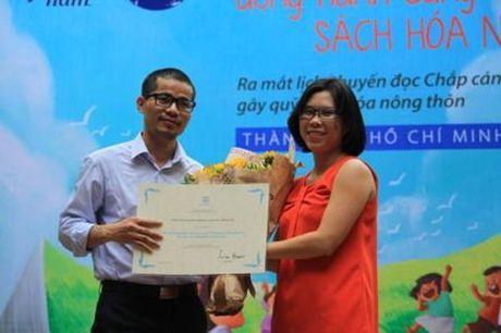 Trien lam Lich khuyen doc dong hanh cung du an Sach hoa nong thon - Anh 3