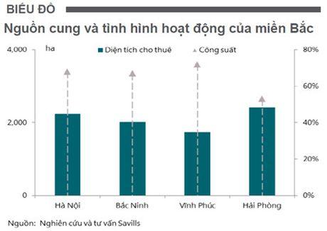 FDI do ve, gia thue dat cac khu cong nghiep tro len dat do - Anh 3