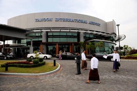 Cac hang hang khong chau A dua nhau bay den Myanmar - Anh 1