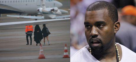 Kim Kardashian van xin ke cuop tha mang vi con con nho - Anh 4