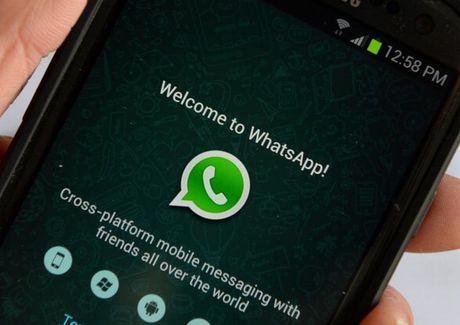 WhatsApp them tinh nang ve anh khi gui tin nhan - Anh 1