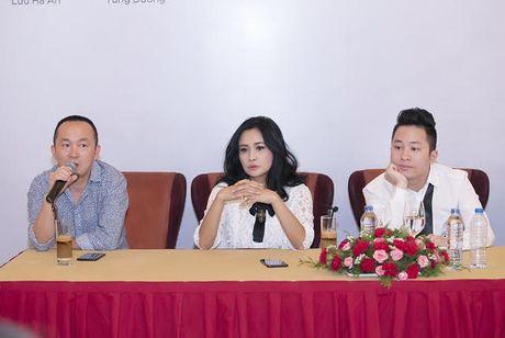 Thanh Lam– Tung Duong– Ha Tran hoa giong trong dem nhac Thanh Tung - Anh 1