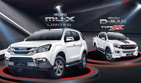 Isuzu Viet Nam 'tai xuat' tai Vietnam Motor Show 2016 - Anh 2