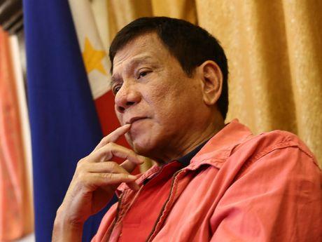 Ong Duterte: Toi co the la tong thong dau tien tu tu - Anh 1