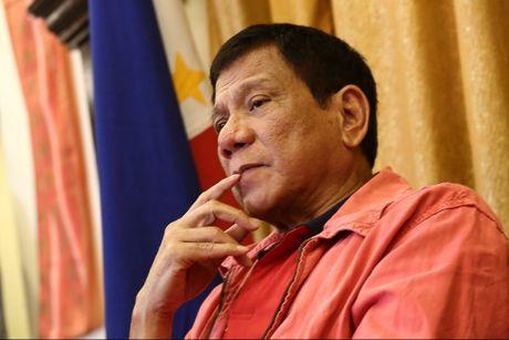 Ong Duterte: Toi co the la tong thong dau tien tu tu - Anh 2