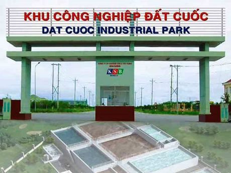 Dat khu cong nghiep 'nong' cung Hiep dinh thuong mai - Anh 1