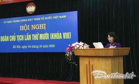 Hoi nghi Doan Chu tich lan thu 10 khoa VIII - Anh 4
